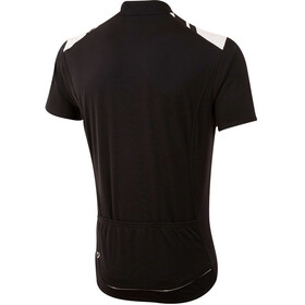 PEARL iZUMi Select Quest Short Sleeve Jersey Men Black/Black
